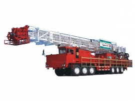 ZJ10 Truck-mounted Drilling Rig